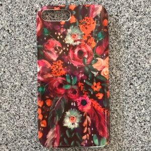 Pink Chandelier Slim Fit iPhone 7Plus Case